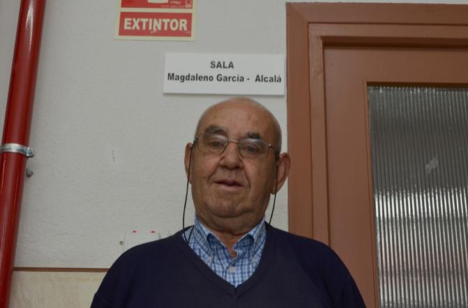 Muere Magdaleno García-Alcalá, gran activista de CC.OO en Alcalá de Henares