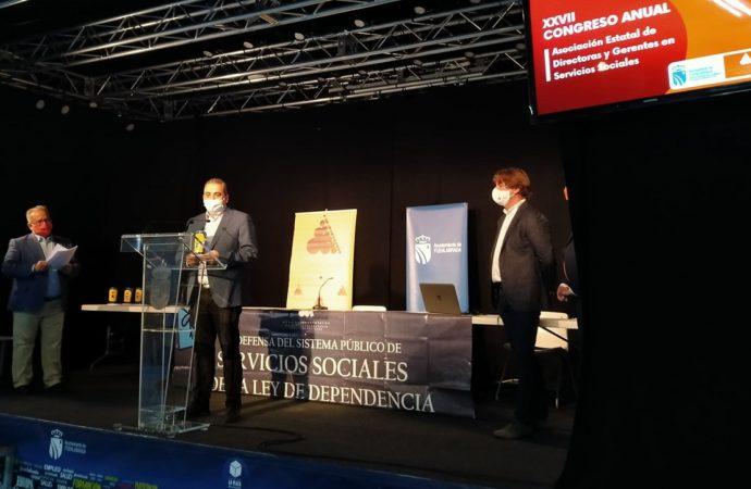 San Fernando de Henares entre los 22 municipios de España premiados por la Asociación Estatal de Directoras y Gerentes de Servicios Sociales