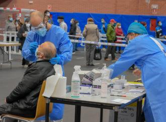 Solo 28 positivos en entre los 18.305 torrejoneros que se sometieron a los tests de antígenos realizados por la Comunidad de Madrid