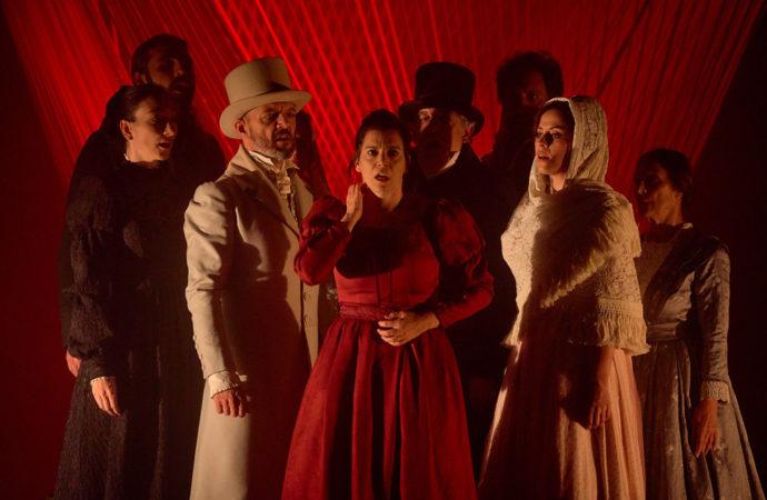 """Teatro familiar y clásico con """"La granja"""" y """"Mariana Pineda"""" este fin de semana en el Teatro Municipal de Torrejón"""