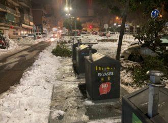 El servicio de recogida de basura podría estar ya activo al 100% este fin de semana en San Fernando de Henares