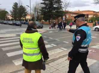 Azuqueca abre el plazo de inscripción para el proyecto 'Caminos escolares seguros'