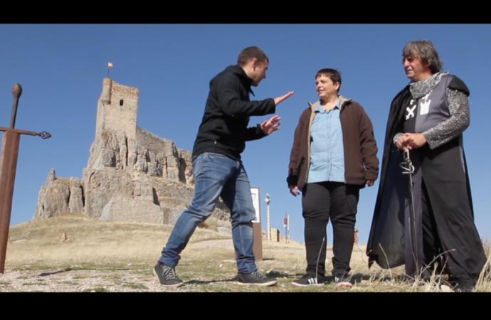 El Cid, Alcalá, el Henares y sus rutas reales y de película… ya disponible en un nuevo capítulo de Telemadrid y Movistar TV