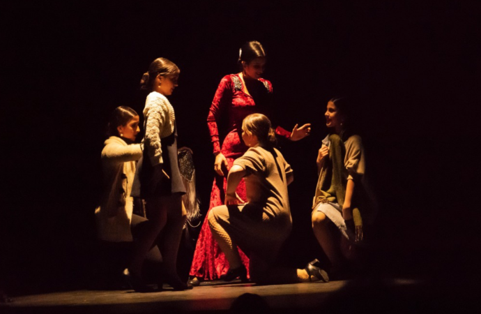Danza: la compañía de Azucena Rodríguez regaló ilusión a los alcalaínos con su espectáculo Duermevela