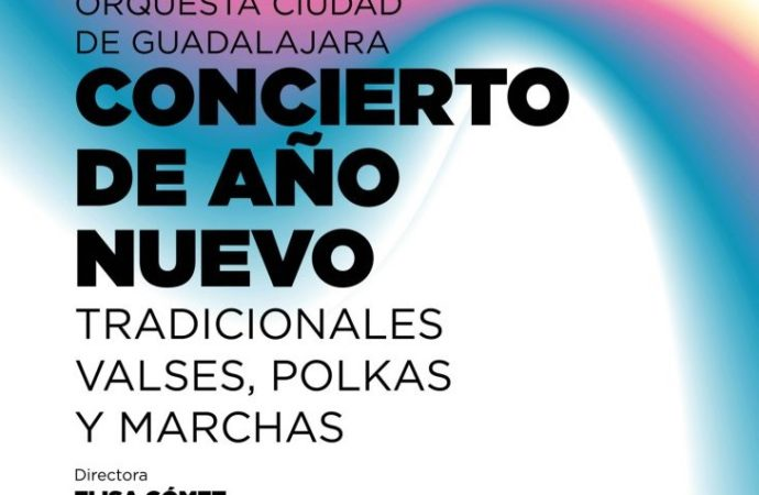 El concierto de Año Nuevo con la Orquesta y Coro Ciudad de Guadalajara se aplaza hasta el 22 de enero