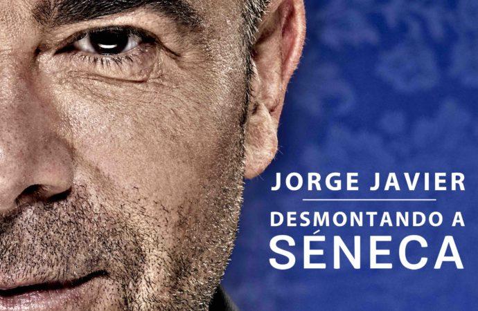 """Jorge Javier Vázquez se sube este sábado a las tablas del Teatro Municipal José María Rodero con """"Desmontando a Séneca"""""""