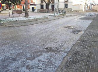 La nieve da una tregua a Guadalajara desde hoy lunes pero vuelve a partir del jueves 7 de enero