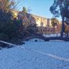 Azuqueca pedirá la declaración de zona catastrófica mientras que los militares llegan fin de semana para retirar nieve