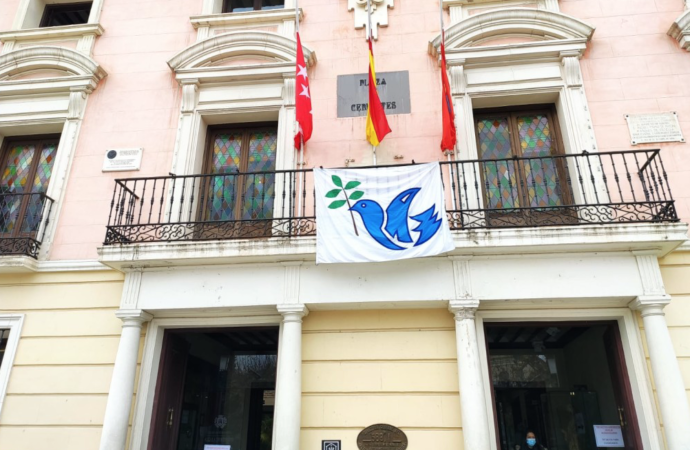Semana de la Paz en Alcalá: celebración de «los Escolapios» a pesar de la pandemia