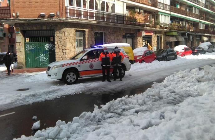 Protección Civil hará la compra a las personas mayores que lo soliciten en Alcalá de Henares