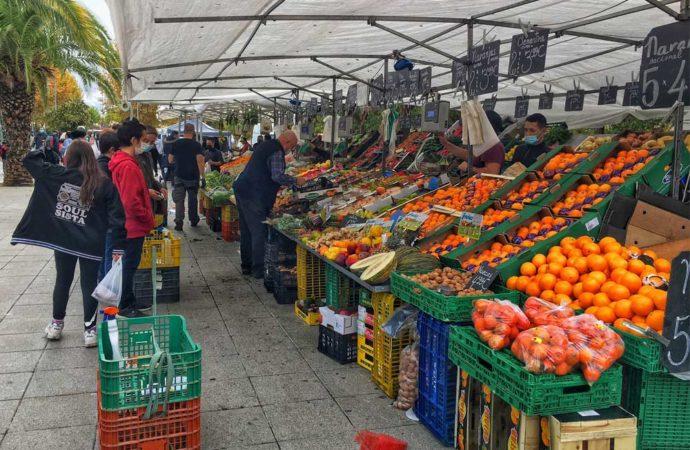 Torrejón de Ardoz recupera el Mercadillo municipal de los miércoles