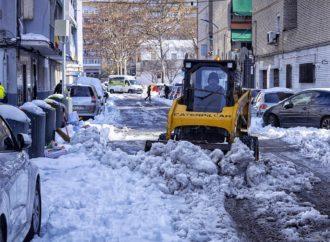 Torrejón de Ardoz solicita la declaración del municipio como zona catastrófica tras el paso de la borrasca Filomena