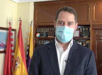 Ignacio Vázquez: «Nos vamos a dejar la piel para mejorar la vida de los ciudadanos de Torrejón de Ardoz»