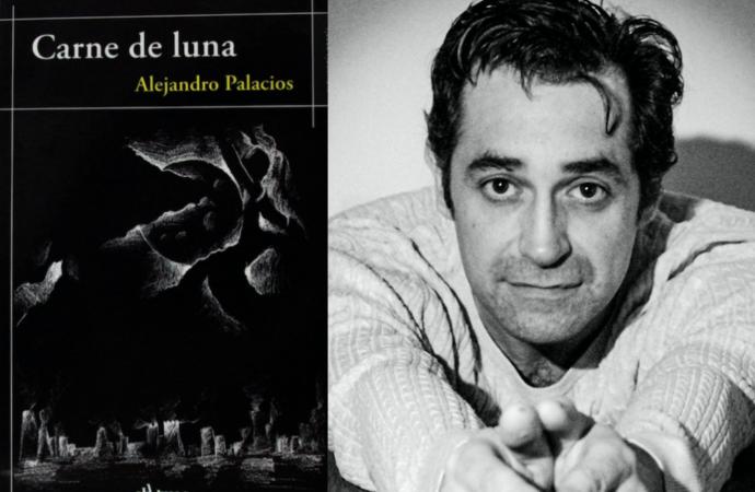 «Carne de Luna», llega lo nuevo del escritor alcalaíno Alejandro Palacios