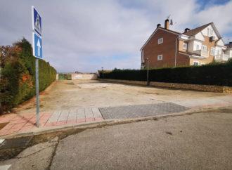 Azuqueca crea nuevas plazas de aparcamiento en el barrio de Vallehermoso