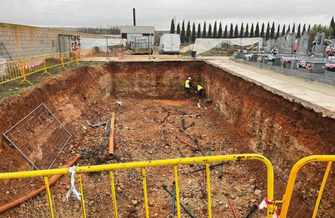 Azuqueca invertirá más de 40.000€ en mejorar el cementerio municipal