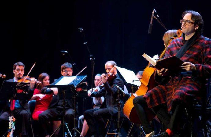 """El concierto de Aranjuez, """"Mi amigo Polo"""" y """"El Enjambre"""" este fin de semana en Teatro Municipal José María Rodero"""