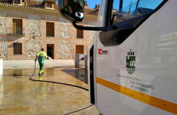 El V Plan Municipal de Limpieza Integral de San Fernando dará comienzo este jueves 18