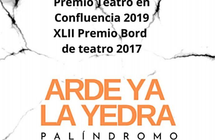 Este sábado teatro en Coslada con la comedia «Arde ya la yedra»