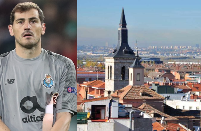 Iker Casillas dará nombre al nuevo Centro de Educación Especial de Torrejón de Ardoz