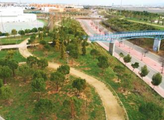 Ya son 118 los parques nuevos y reformados en Torrejón de Ardoz
