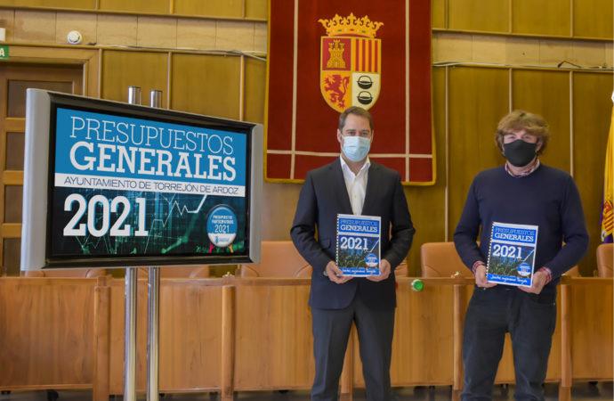 Torrejón aprueba los Presupuestos de 2021 por casi 111 millones de euros
