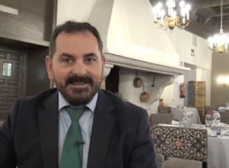 José Valdearcos, reelegido presidente de Alcalá Gastronómica-Fomentur