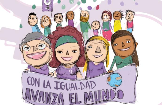 8M, «Por la igualdad» en San Fernando de Henares: programa de actividades 2021