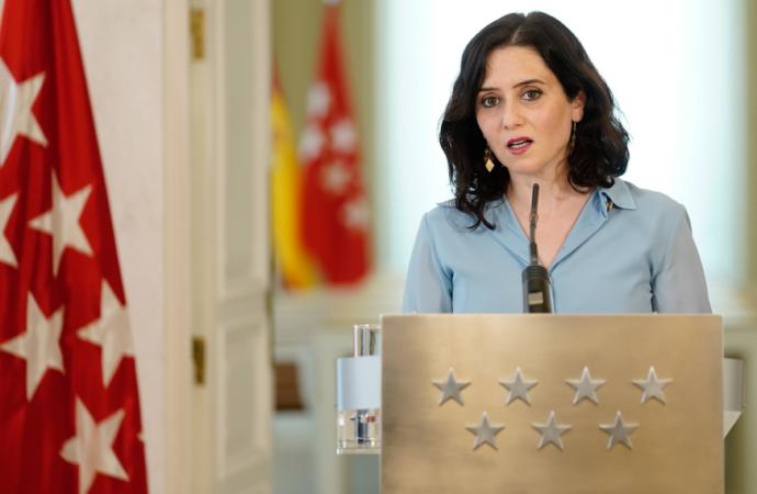 Dimite Díaz Ayuso y convoca Elecciones a la Comunidad de Madrid para el próximo 4 de mayo