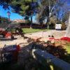 Azuqueca continúa con la mejora en los sistemas de riego de parques y zonas verdes de la ciudad