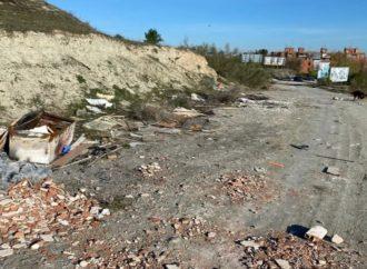 El alcalde de San Fernando exige de nuevo la limpieza de inmediata de Los Cerros al Ayuntamiento de Madrid