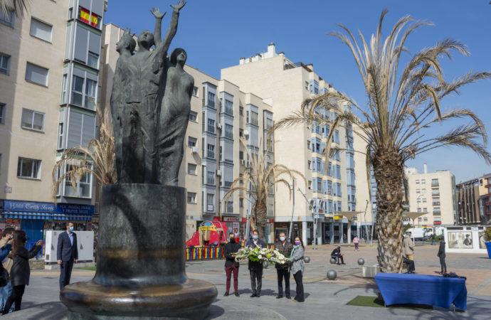 El Corredor del Henares homenajea a las víctimas del 11-M en el 17º aniversario del atentado de Madrid