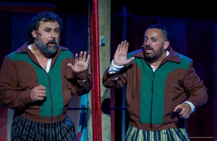 Aviso urgente: suspendida la función «Anfitrión» de esta noche en el Teatro Municipal de Coslada por un positivo en COVID-19
