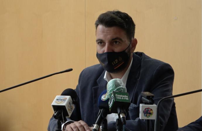 Alberto Hontacillas (C´s San Fernando): «estamos más vivos que nunca»
