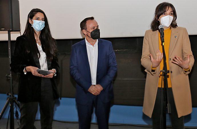 Inaugurada la Semana de Cine Español de Coslada con la proyección del corto 'Amianto' de Javier Marco y Belén Sánchez-Arévalo