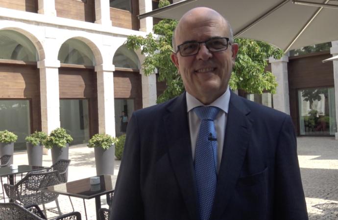 El turismo comienza a repuntar en Alcalá. Pedro Soria, Director del Parador: «Somos optimistas a corto plazo»