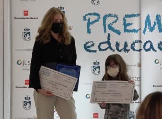 Coslada: acto de entrega de los VII Premios de Educación en el Centro Cultural Antonio López