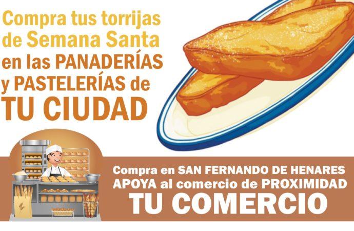 San Fernando promociona las torrijas locales esta Semana Santa