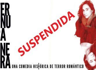 Se suspende por segundo fin de semana consecutivo en Coslada una obra de teatro debido al Covid-19
