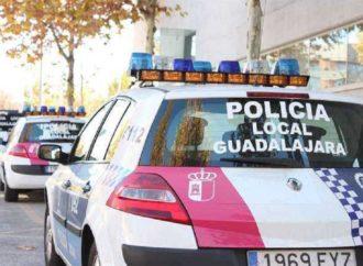 Tres detenidos en Guadalajara como presuntos autores del intento de robo de un vehículo