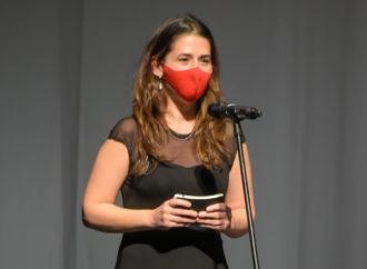 """""""Un animal en mi almohada"""" de Vanessa Espín, ganadora del XXIII Certamen Nacional de Teatro para Directoras de Escena Ciudad de Torrejón"""