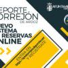 Los torrejoneros disponen de un nuevo sistema de reservas online para las instalaciones deportivas