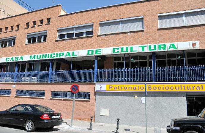Sigue abierto el plazo para los cursos en La Casa de La Cultura, Caja del Arte y Centros Culturales de Torrejón
