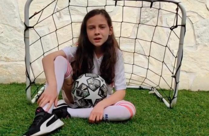 «Queremos un álbum de la Liga Femenina», el mensaje de una futbolista alcalaína