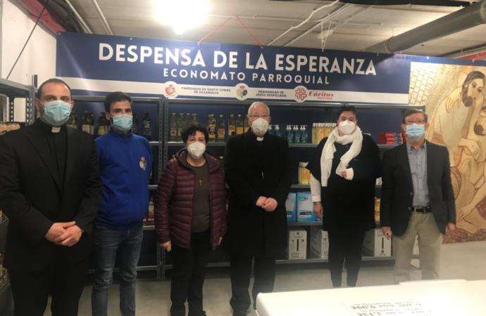 Crean la primera fase para la implantación de un economato solidario en Alcalá