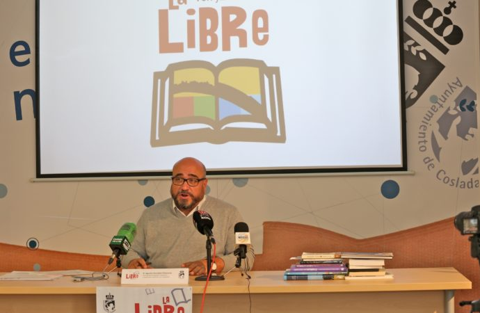 Coslada pone en marcha una red de espacios para el intercambio de libros