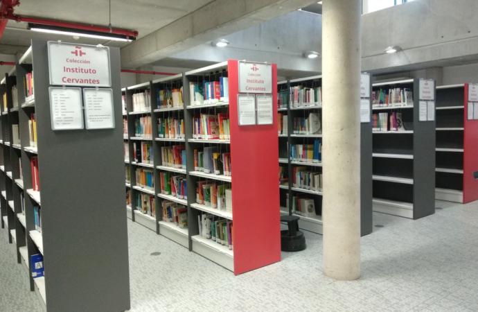 Nuevos espacios para la cultura en el CRAI de la Universidad y el Instituto Cervantes de Alcalá de Henares