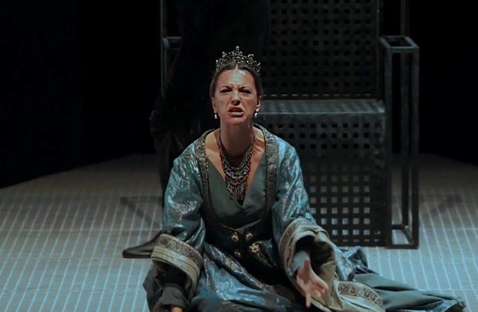 El drama histórico 'Eduardo II, ojos de niebla' este sábado en el Teatro Municipal de Coslada