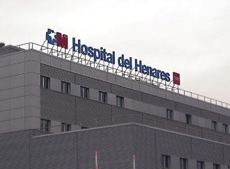 El Hospital del Henares inició este martes la vacunación a la población entre 70 y 74 años