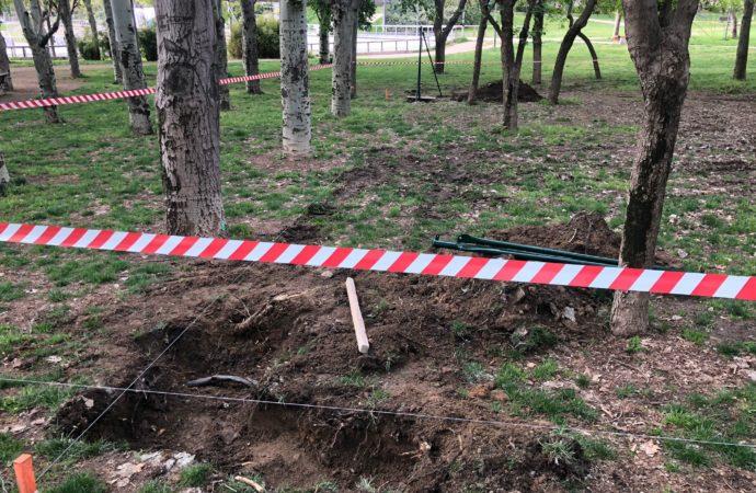 El Parque Dolores Ibárruri de San Fernando de Henares contará con una nueva área canina